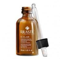 CONCENTRATO DEPIGMENTANTE in gocce AZIONE INTENSIVA 30 ml | RILASTIL - D-clar