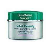 CREMA PROTETTIVA GIORNO Idrata a lungo Spf 20 50 ml | SOMATOLINE COSMETIC - Vital Beauty