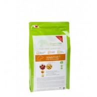 SENSITIVE+ Secco PATATE E ANATRA Cibo per cani 1,5 kg | ORGANIC VET