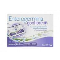 GONFIORE Enzimi, probiotici ed estratti vegetali 20 Buste | ENTEROGERMINA