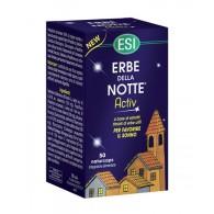 ERBE DELLA NOTTE ACTIV 50 cps   ESI - Relax Notte