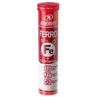 FERRO + VITAMINE C, E e BETA-CAROTENE 20 cpr | ENERVIT - Sport