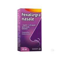 FEXALLEGRA NASALE | Spray nasale 10 ml