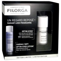 KIT OPTIM-EYES Optim-Eyes + Optim-Eyes Lotion EDIZIONE LIMITATA | FILORGA