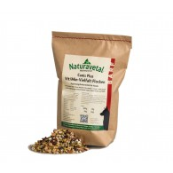 FIOCCHI VARI con vitamine e minerali 1 kg | NATURAVETAL - Canis Plus