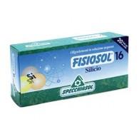 16 SILICIO  20 FIALE | SPECCHIASOL - Fisiosol