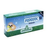 18 SELENIO Disturbi degenerativi 20 FIALE | SPECCHIASOL - Fisiosol