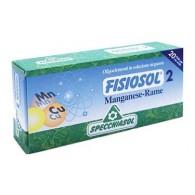 2 MANGANESE-RAME Infezioni recidivanti 20  | SPECCHIASOL - Fisiosol