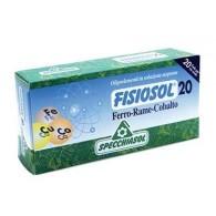 20 FERRO-RAME-COBALTO 20 FIALE | SPECCHIASOL - Fisiosol