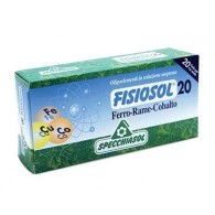 21 COBALTO Ipotensivo e vasodilatatore 20 FIALE | SPECCHIASOL - Fisiosol