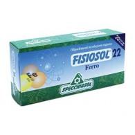 22 FERRO 20 FIALE | SPECCHIASOL - Fisiosol