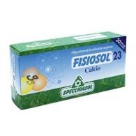23 CALCIO Mineralizzazione ossa  20 FIALE | SPECCHIASOL - Fisiosol