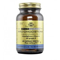 FITO-OMOCISTEINA 60 Cps Veg | SOLGAR