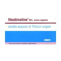 FITOSTIMOLINE | Crema Vaginale 60 g con 12 applicatori