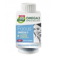 FOCUS OMEGA 3 Memoria e concentrazione 42 CPS | ENERZONA