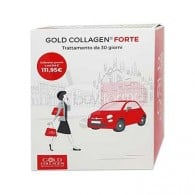 FORTE GOLD COLLAGEN Integratore liquido anti-age 30 GIORNI | GOLD COLLAGEN