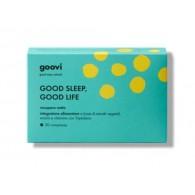 GOOD SLEEP, GOOD LIFE Integratore per dormire 30 CPR | GOOVI