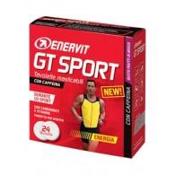 GT SPORT Integratore energetico 24 tavolette | ENERVIT - Sport