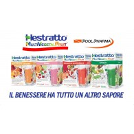 HESTRATTO Multi Vegetal Fruit 8 BUSTE | POOL PHARMA