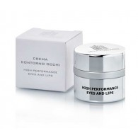 HIGH PERFORMANCE EYES AND LIPS Crema occhi e labbra 15 ml | VILLA PARADISO