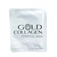 HYDROGEL MASK Maschera ultra idratante MONOUSO | GOLD COLLAGEN