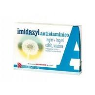 IMIDAZYL ANTISTAMINICO | Collirio - 10 fiale monodose 1 ml