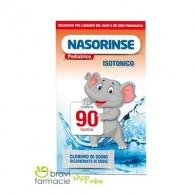REFILL PEDIATRICO 90 Bustine | NASORINSE - Isotonico