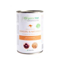 KANGURU & NATURREIS Canguro e riso Cibo per CANI 400 g | ORGANICVET