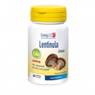 LENTINULA Shitake Difese naturali 60 CPS | LONGLIFE - Funghi Bio