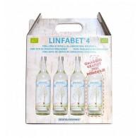 LINFABET Linfa di Betulla 4 BEVANDE 4 x 700 ml | VEGETAL PROGRESS