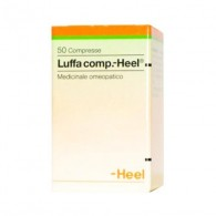 LUFFA COMPOSITUM 50 Compresse | GUNA - Heel