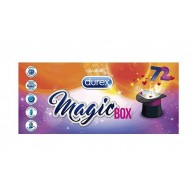 MAGIC BOX 72 Profilattici - Pleasuremax, Performa, Sync | DUREX - Online