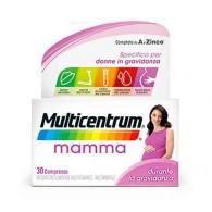 MULTICENTRUM MAMMA Integratore 30 cpr | MULTICENTRUM