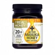 MIELE DI MANUKA Attivo 20+ 100% naturale 250 g | THE REAL HONEY COMPANY