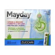 MAYDAY contro reflusso, acidità e bruciore di stomaco 24 BUSTINE | ZUCCARI