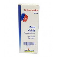 MELISSA OFFICINALIS Tintura Madre 60 ml | BOIRON