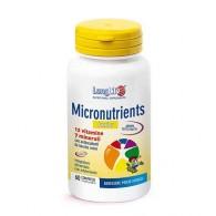 MICRONUTRIENTS JUNIOR Multivitaminico Minerale per bambini/ragazzi 60 TAV   LONLIFE