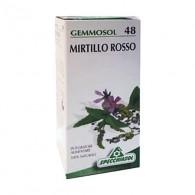 MIRTILLO ROSSO 48 Vaccinium vitis idaea L. 50 ML | SPECCHIASOL - Gemmosol