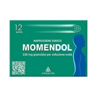 MOMENDOL | 12 bustine 220 mg