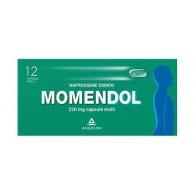 MOMENDOL | 12 Capsule Molli 220 mg