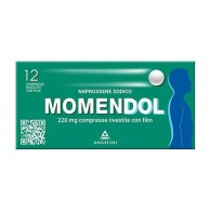 MOMENDOL | 12 Compresse 220 mg
