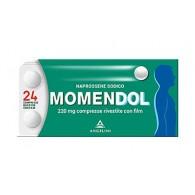 MOMENDOL | 24 compresse 220 mg