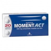 MOMENTACT 20 compresse 400 mg | MOMENT