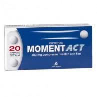 MOMENTACT 20 compresse 400 mg | MOMENT