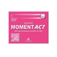 MomentACT 400 mg | 6 Compresse