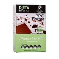 MOUSSE AL CIOCCOLATO | DIETA MESSEGUE' - Pro Forma