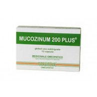 MUCOZINUM 200 PLUS 12 Capsule | VANDA