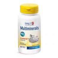 MULTIMINERALS 60 tav | LONGLIFE