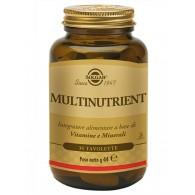 MULTINUTRIENT Vitamine 30 tavolette | SOLGAR