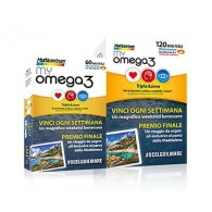 MULTICENTRUM MY OMEGA3 Integratore 60 / 120 perle | MULTICENTRUM